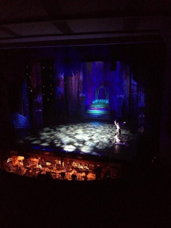 Театр Сац. Балет