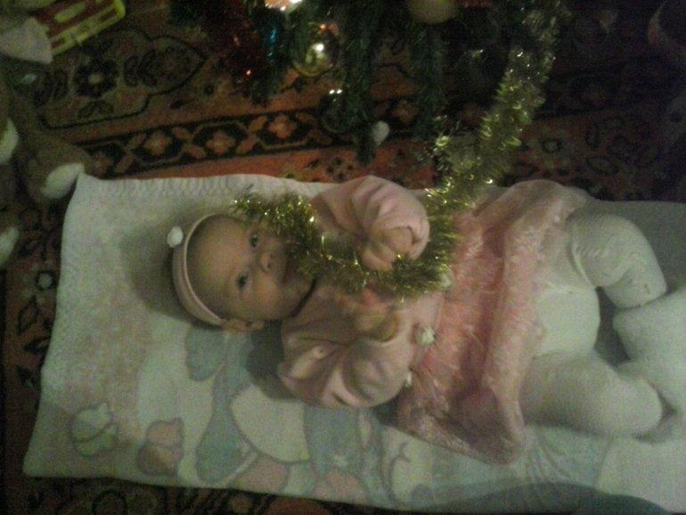 Мой Новогодний подарочек :))