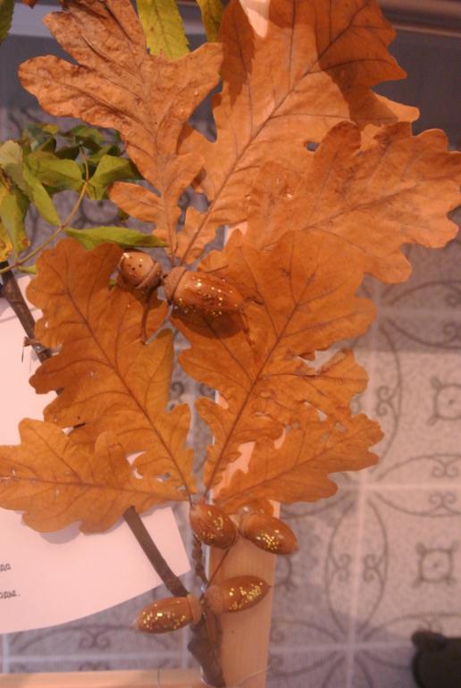 Поделки на выставку дары осени