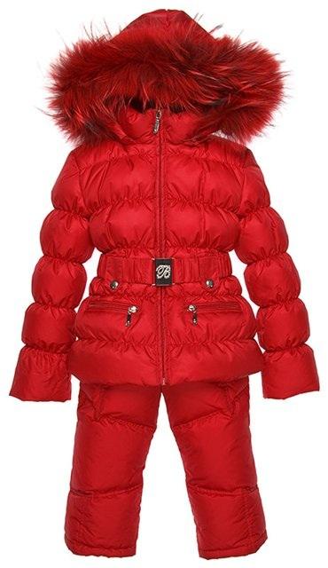 Продам зимний костюм на девочку Borelli размер 4Y.