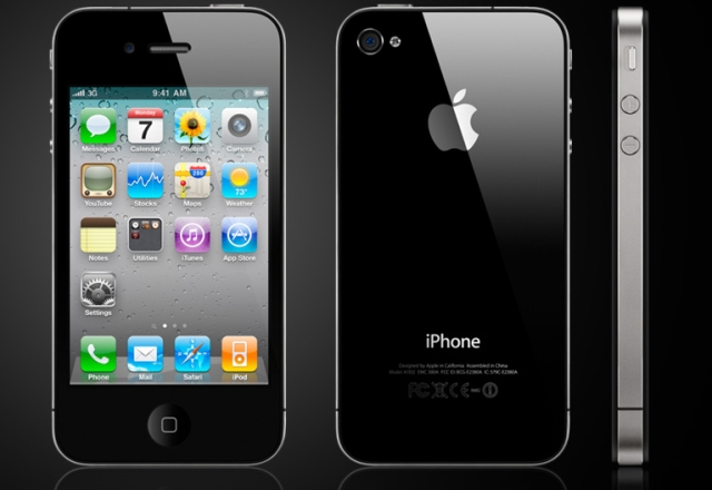 Продам  iPhone  4,  8gb  Neverlock  (black)  КИЕВ.