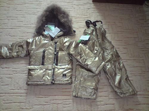 Зимний костюм разм 158