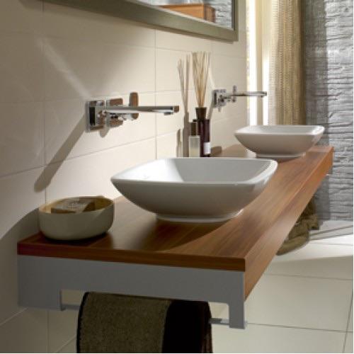 раковина в ванную на столешницу фото