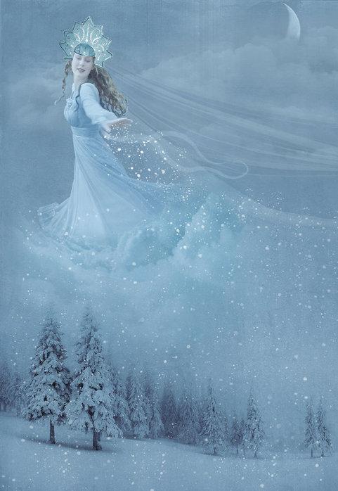 Зимушка, зима