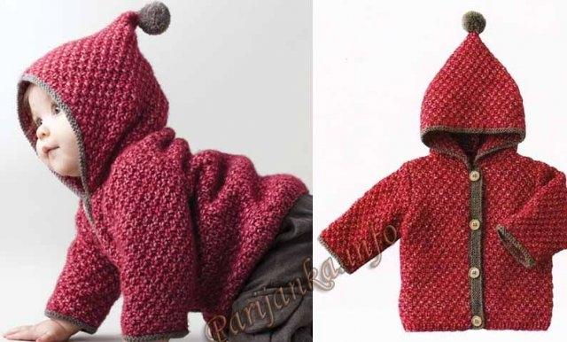 Парижанка ру вязание для малышей 98