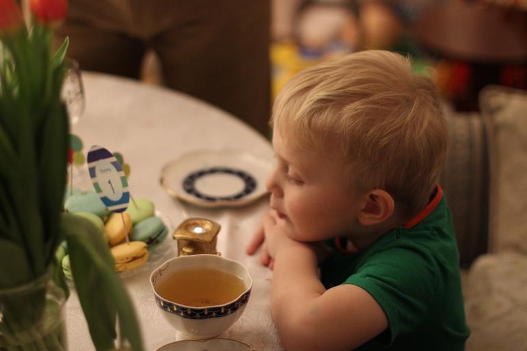 Детский торт на заказ кот леопольд