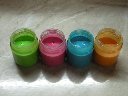 Как сделать краски густыми