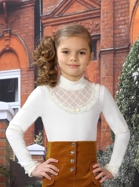 Блузки Маленькая Леди