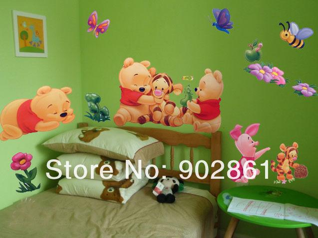 Декоративные наклейки в детскую - 110 р - 2 дня