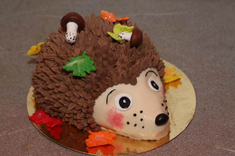 Торт ёжик фото рецепт