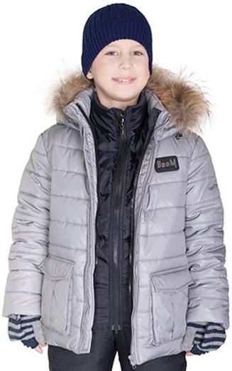 Новая куртка Орби 2 в 1 для мальчика р. 146