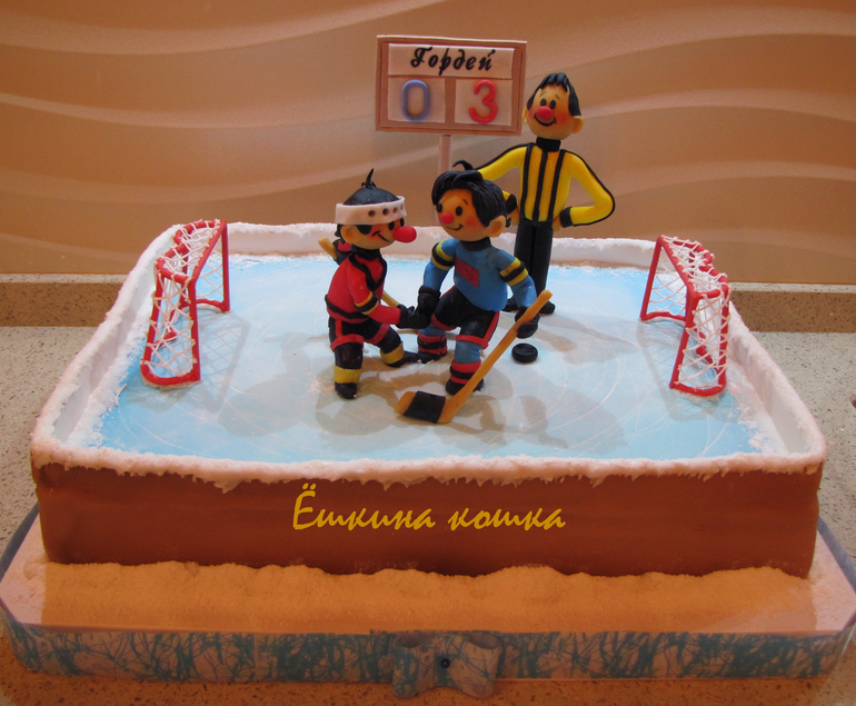 фигурки хоккеиста шайбу шайбу