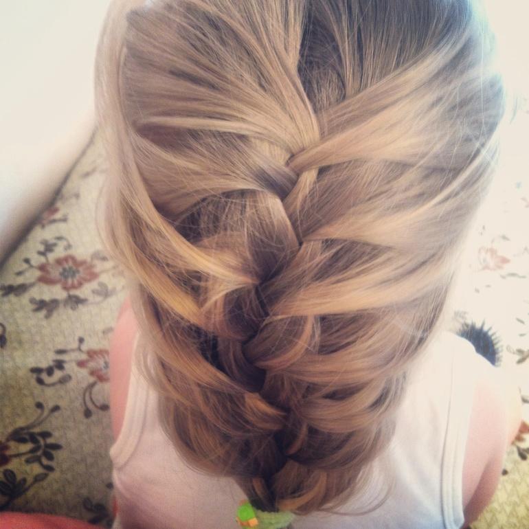 Плету косы!:)