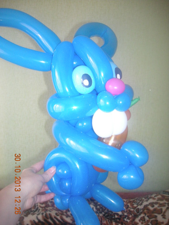 Воздушные шары,мои работы