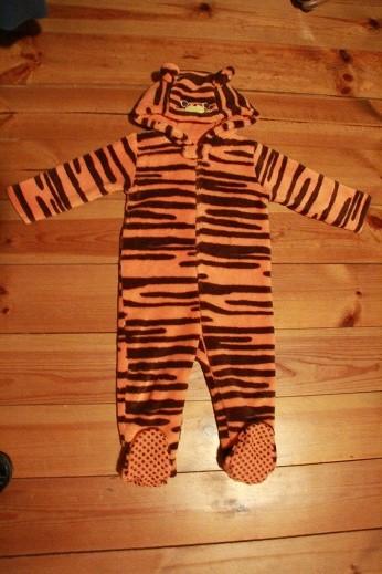 комбинезон Тигр Mothercare на 18 мес 500 руб