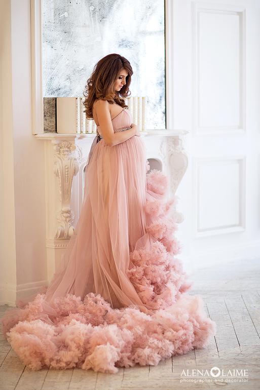Платья для беременных для фотосессии на прокат