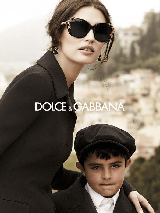 Конфетка Очки Dolce &Gabbana; - дорого и насыщенно