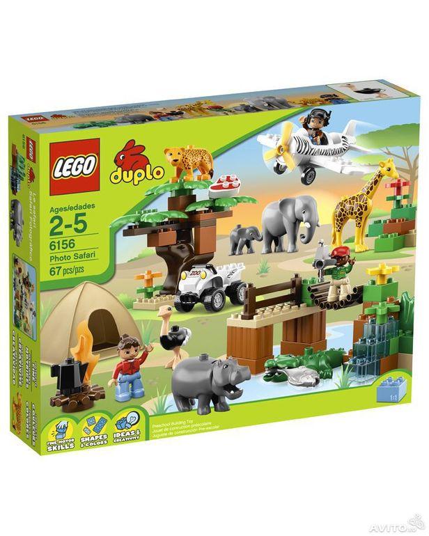 НОВЫЕ наборы LEGO