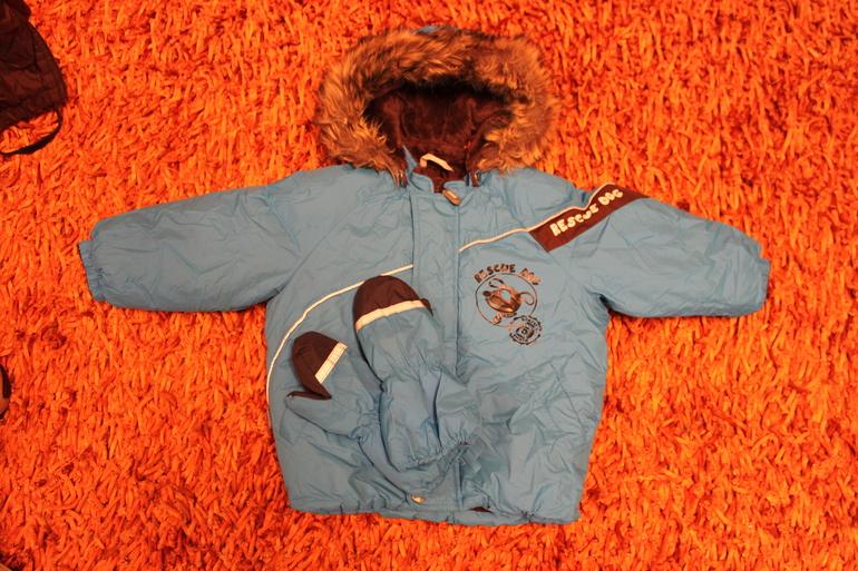 Куртка зимняя Lenne + краги Lenne