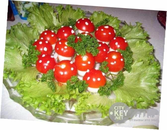 Праздничные салаты на день рождения рецепты с для детей