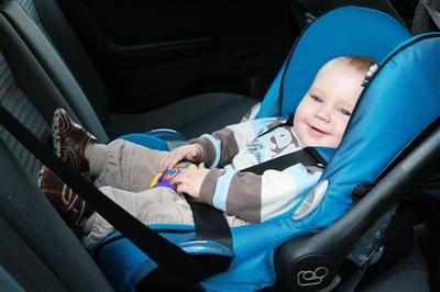 Детское автокресло осенью и зимой. Советы экспертов