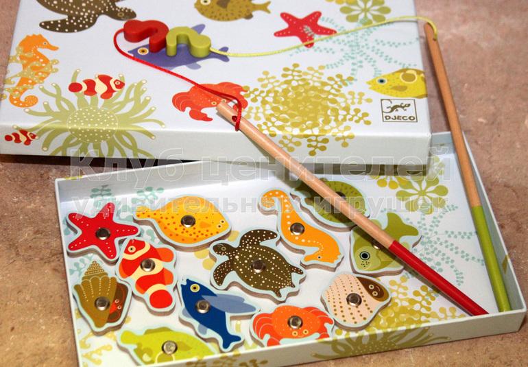 gogo toys рыбалка