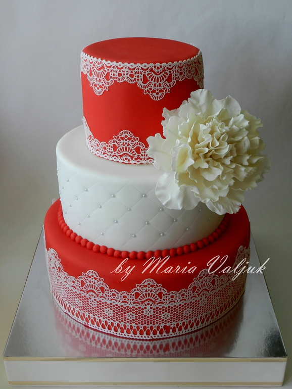 Фото торт ge