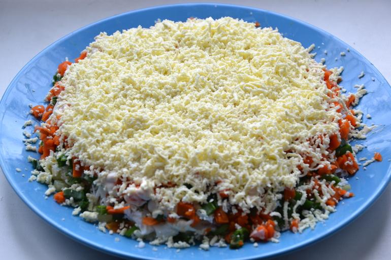 Как сделать салат мимоза правильно
