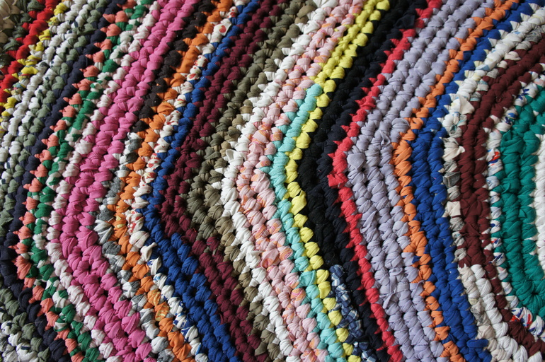 Комбинированные платья вязание крючком и ткань для девочек 39