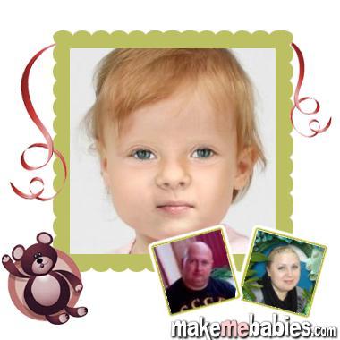 Как выглядит будущий ребенок по фото родителей