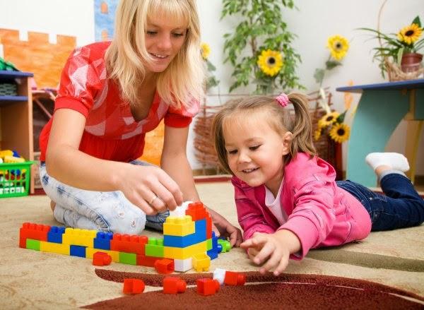 Развивающие занятия с малышами