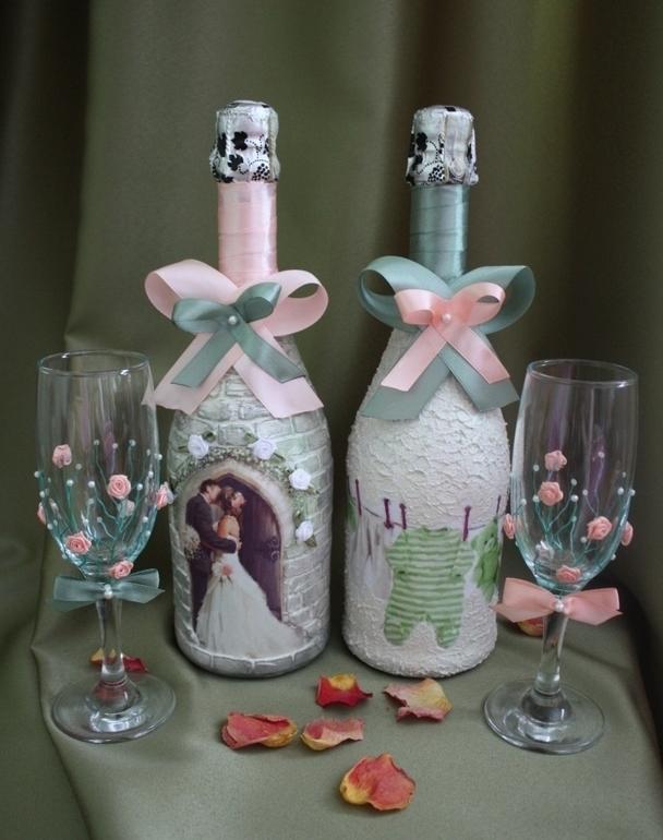 Свадебное настроение в персиково-мятных тонах.... - запись пользователя Катруся (katxarina) в сообществе Рукоделие в категории Д