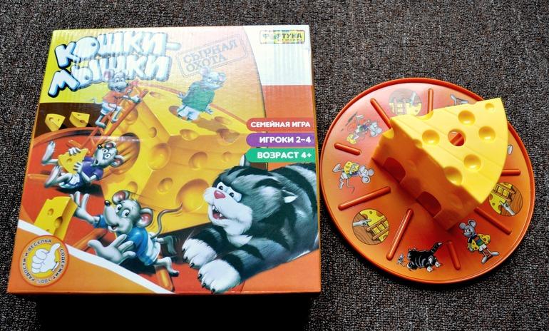 Кот и мыши игра для детей