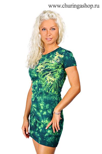 Платье  Чуринга  размер  L    на  46-48  цена  1500