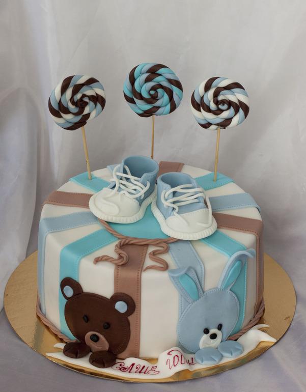 Идеи детского торта для мальчика фото