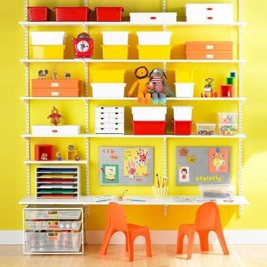 Детские развивающие пространства