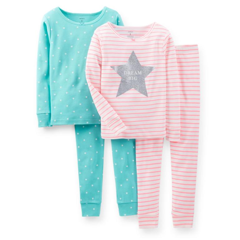 242Детская пижама для девочки