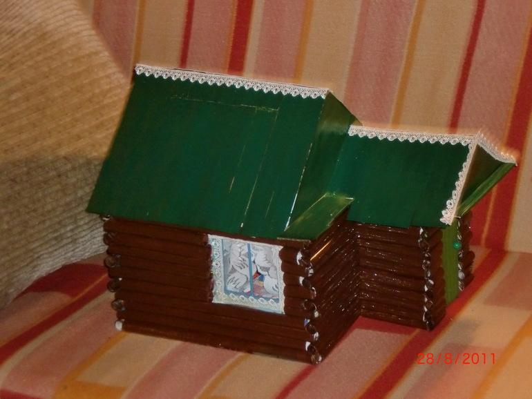Как сделать домик для домового