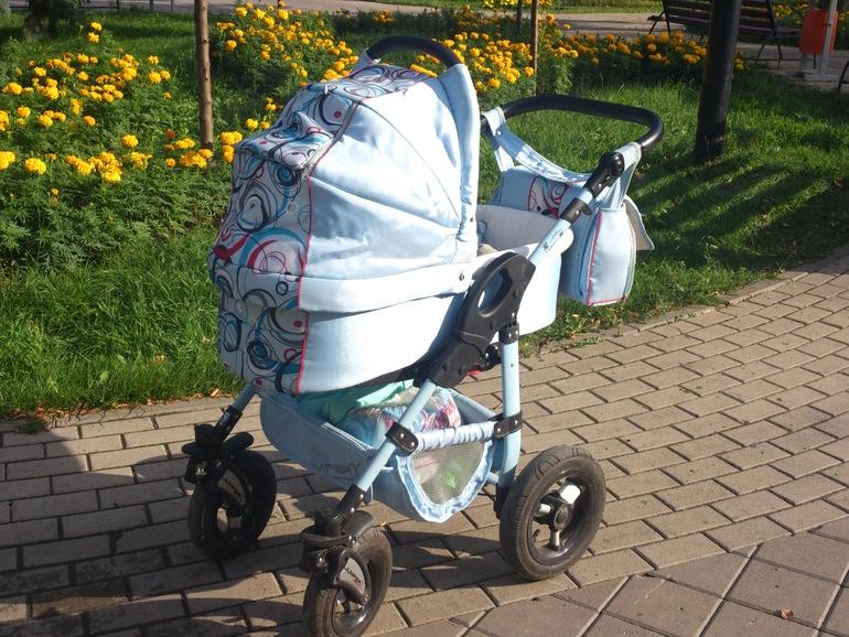 продам коляску Tako Jumper 2 в 1 - люлька-прогулка