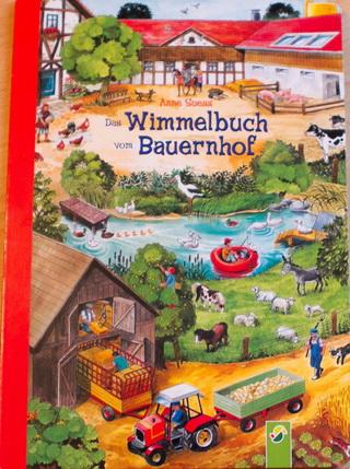 Виммельбух - лучший подарок! Очень большой пост о книгах для рассматривания!