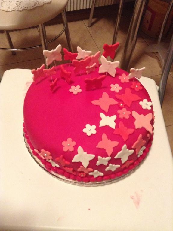 Наш  тортик)