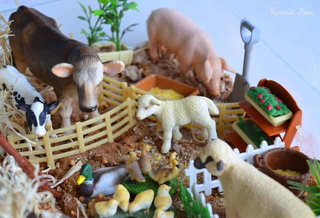 Домашние животные ферма своими руками