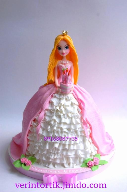 Торт на 9 лет девочке