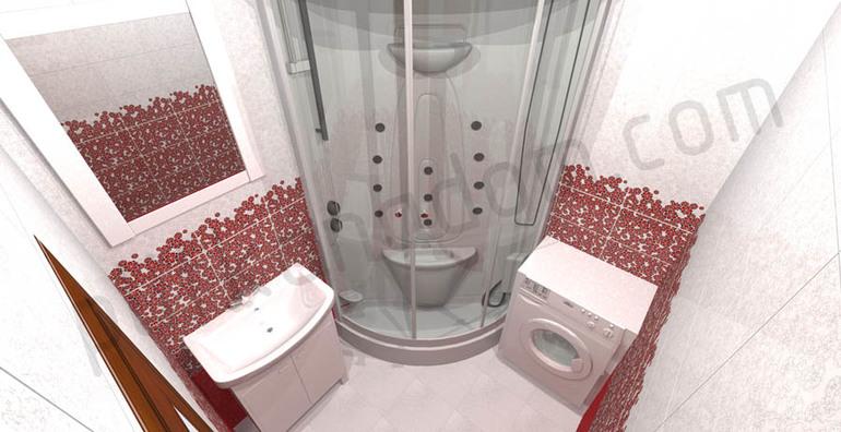 Плитка сакура дизайн ванная