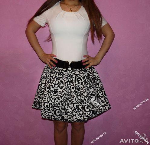 Кокткльное платье 44-46