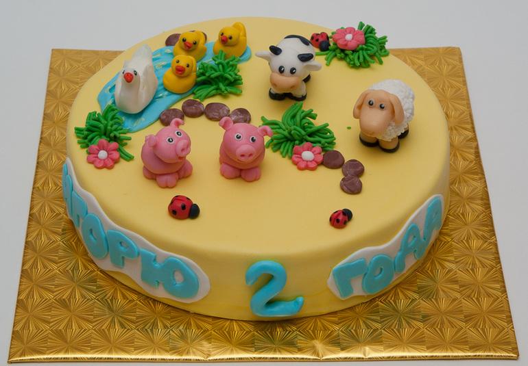 Торт Ферма