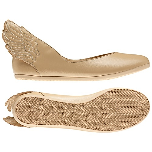 Adidas JEREMY SCOTT Wings Ballerinas (Sz.7.5)