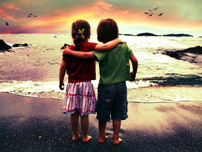 Помочь детям жить дружно