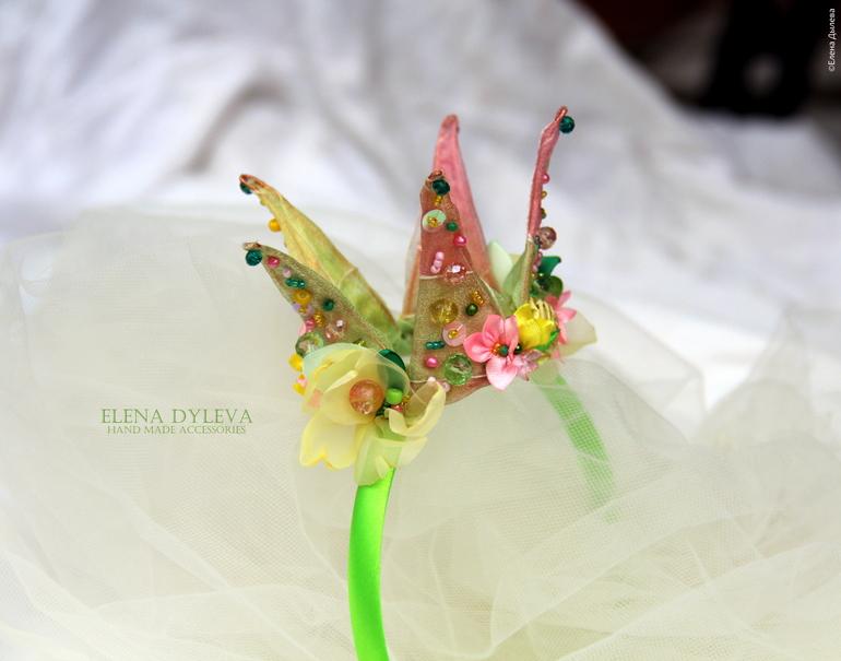 Корона из цветов своими руками 95