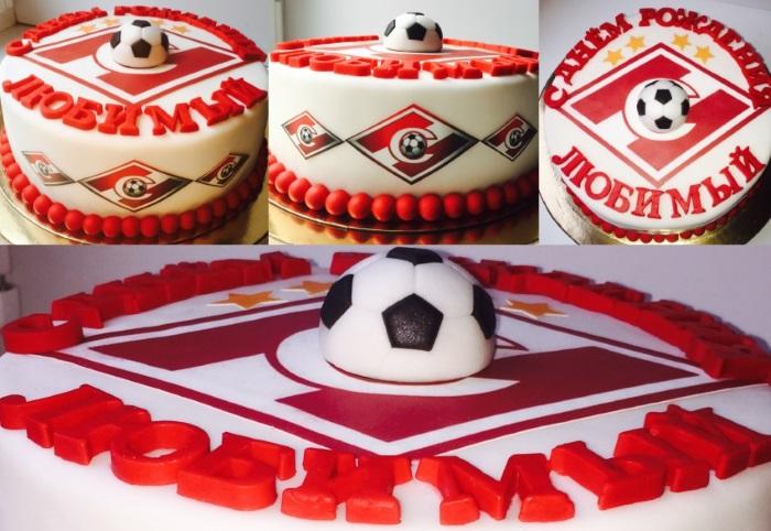 Торт для дня рождения москва